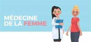 Médecine de la femme